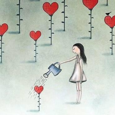 Nadie pierde por dar amor, pierde quien no sabe recibirlo