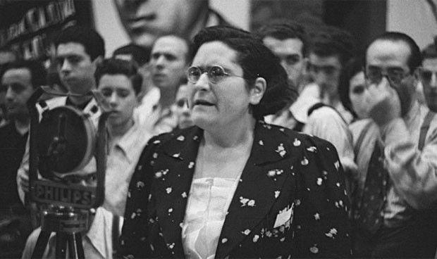 La primera mujer ministra de España: de Sanidad y anarquista